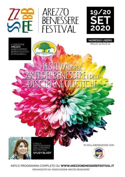 Festival del Benessere Arezzo 2020