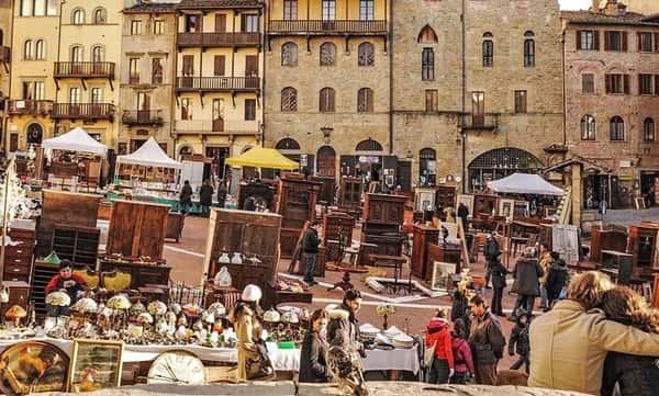 Fiera Antiquaria Arezzo Ottobre 2020