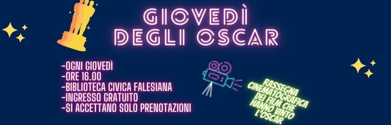 Film Oscar Piombino Biblioteca