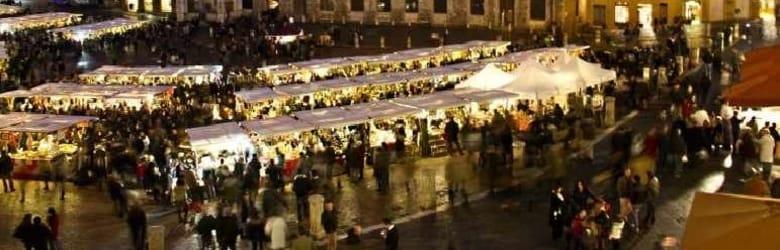 Mercatini Siena Natale 2020