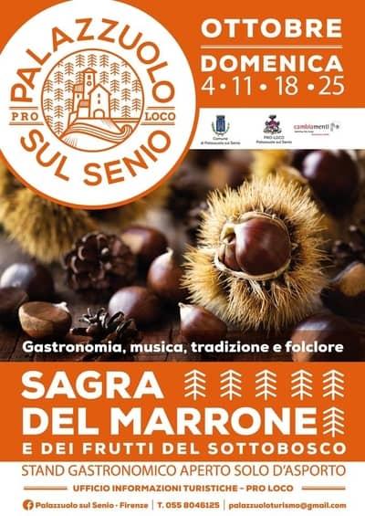Sagra Marrone Palazzuolo 2020