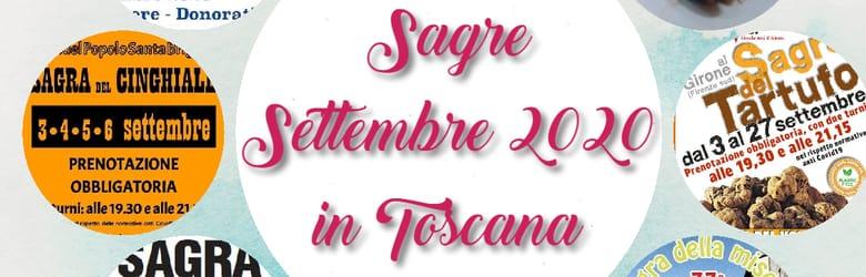 Sagre Toscane Settembre