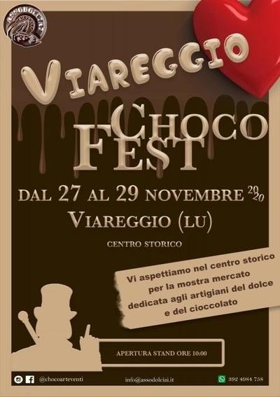 Viareggio Choco Fest 2020