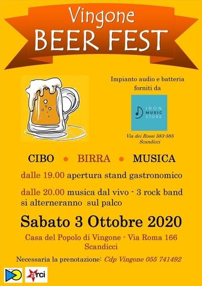 Vingone Beer Fest 2020