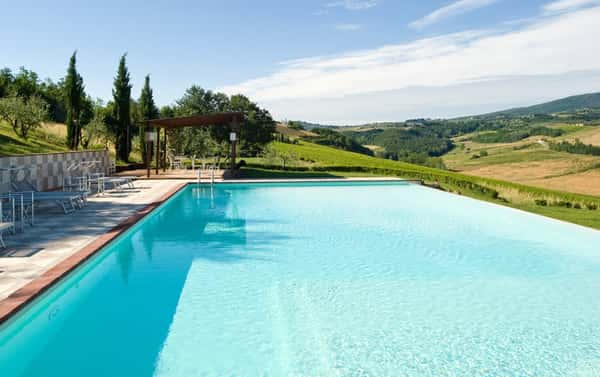 Agriturismi Piscina Toscana