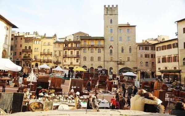 Annullata Fiera Antiquaria Arezzo