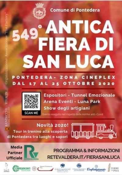 Antica Fiera San Luca Pontedera 2020