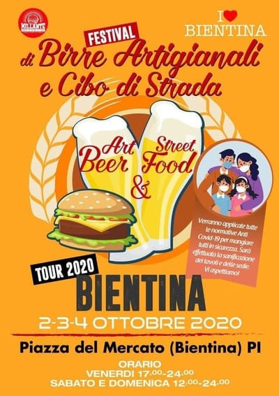 Art Beer Bientina