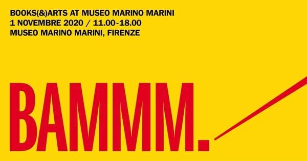 Bammm Books Art Firenze