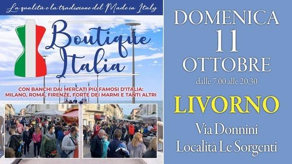 Boutique Italia Livorno