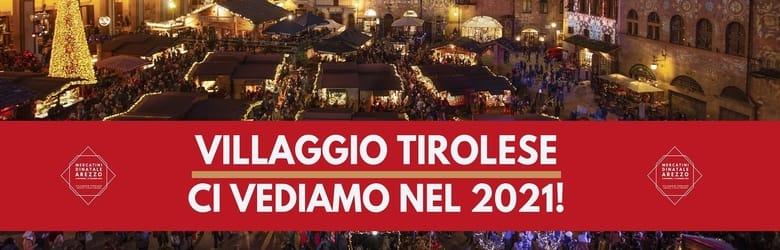 Eventi Natale Arezzo annullati