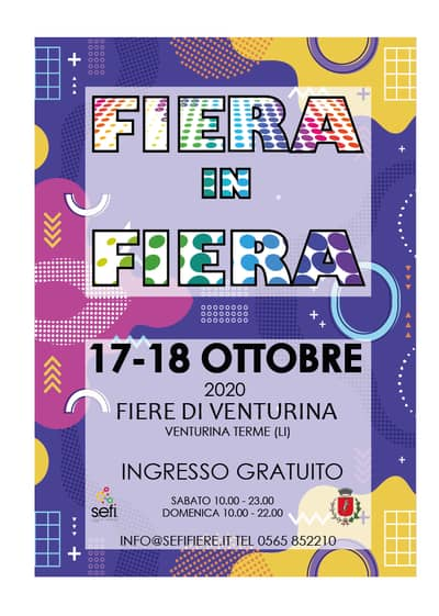 Fiera in Fiera Venturina