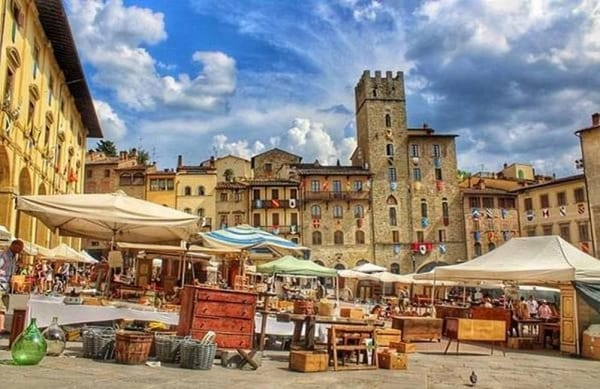Mercatini Prima Domenica Mese Toscana