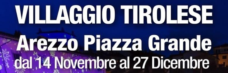 Mercatino di Natale Arezzo 2020