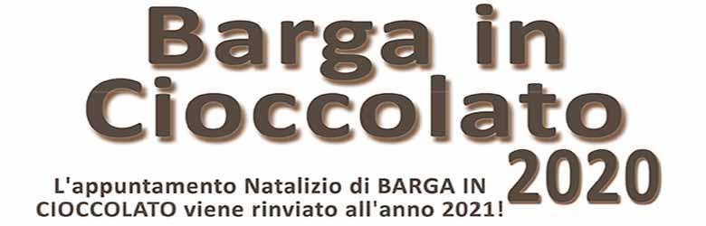 Barga In Cioccolato 2020 Rinviato al 2021