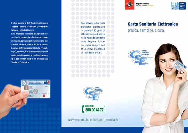 Carta sanitaria elettronica - Regione Toscana