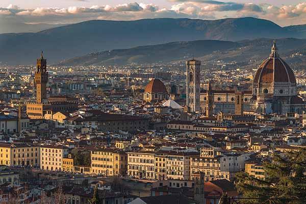 Comuni nella Città Metropolitana di Firenze