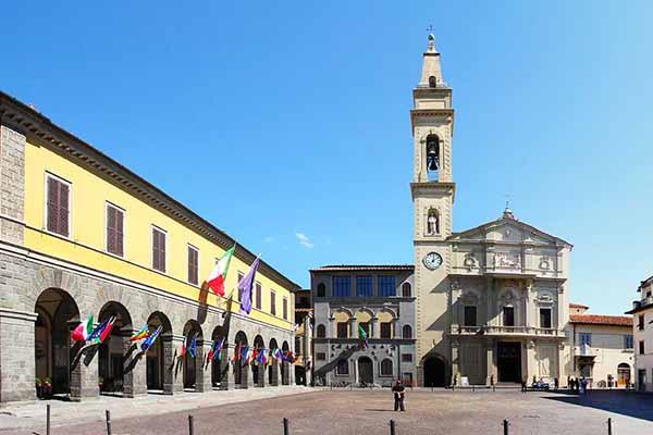 Montevarchi - Amerigo Vespucci