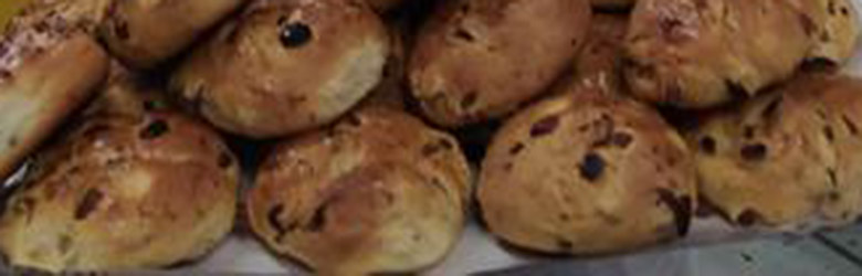 Pan di Ramerino Ricetta Dolce Toscana