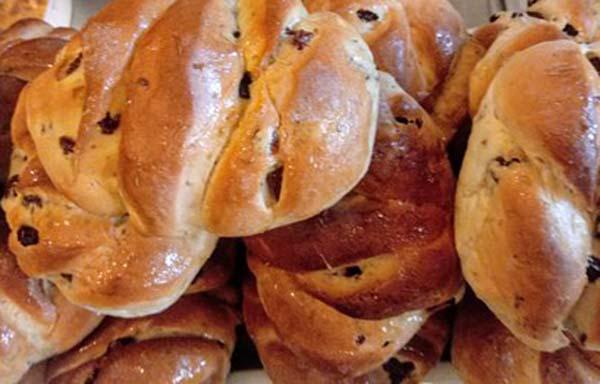 Ricetta Toscca dolce per Pan di Ramerino