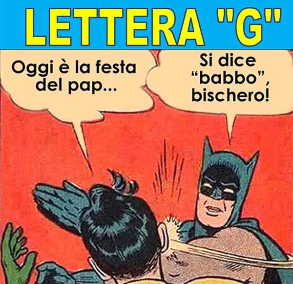 Vocabolario Toscano - Lettera G