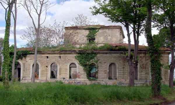 Stazione Radiotelegrafica Guglielmo Marconi a Coltano - Pisa
