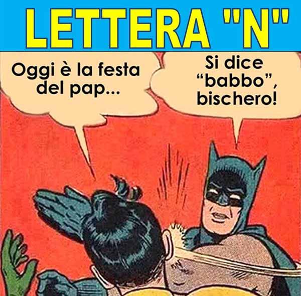 Vocabolario Toscano - Lettera N