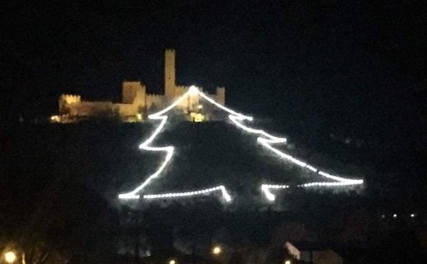 Albero Natale Montecchio Vesponi 2020