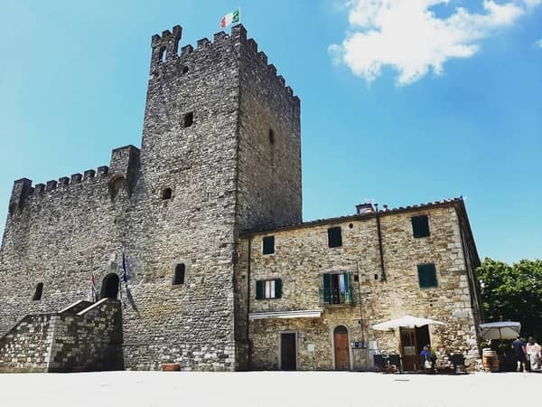 Castellina in Chianti Siena