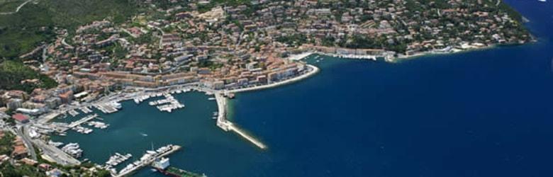 Zone sul mare Toscana