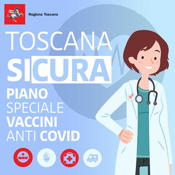 Prenotazione Online Vaccino Covid 19 Regione Toscana