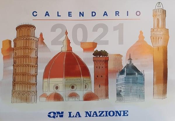 Calendario 2021 omaggio