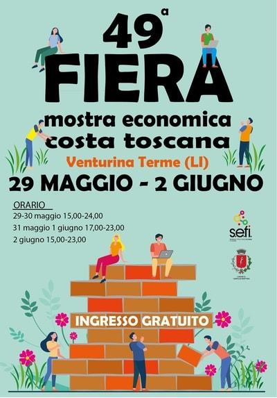 Fiera Costa Toscana Venturina 2021