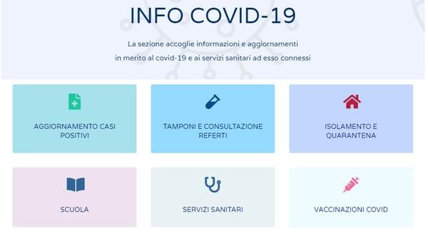 Infocovid Toscana
