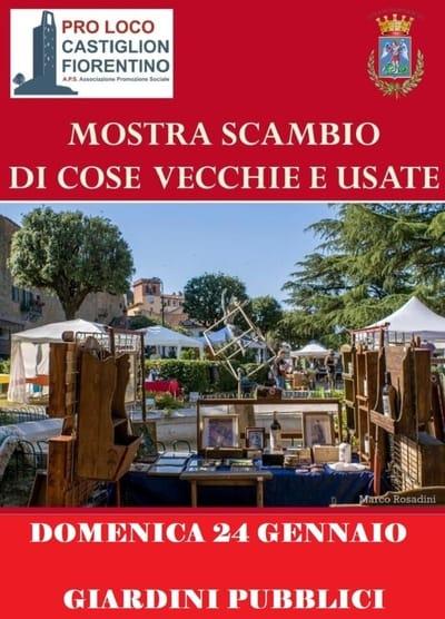 Mostra Scambio Castiglion Fiorentino 2021