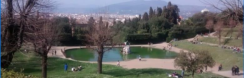 Parco di Boboli Firenze
