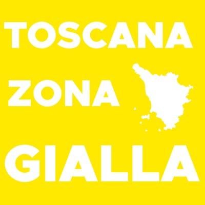 Toscana rimane zona gialla