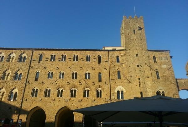 Volterra Capitale Toscana Cultura 2022