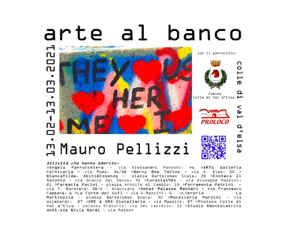 Arte al Banco Pellizzi Valdelsa