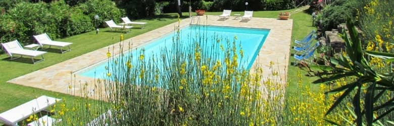 Bed and Breakfast Piscina Campagna Toscana