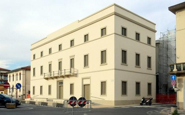 Biblioteca San Giovanni Valdarno 2021