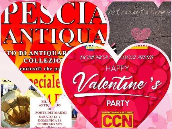 Eventi SanValentino Toscana 2021