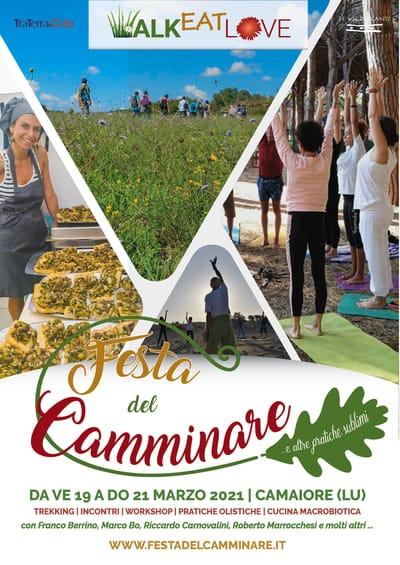 Festa del Camminare Camaiore 2021
