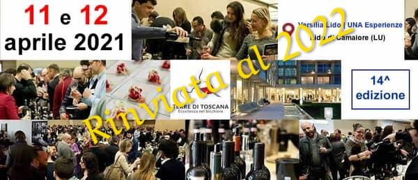 Terre di Toscana 2021 2022