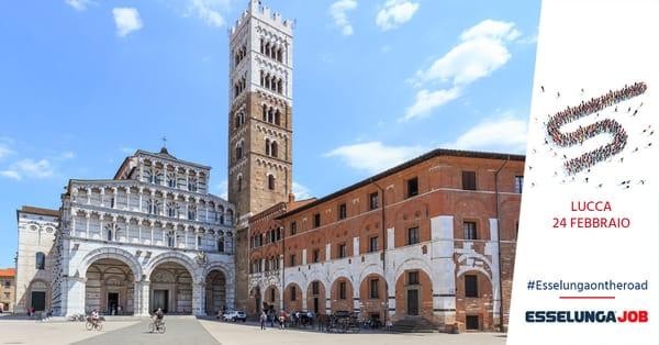 Virtual Job Esselunga Lucca