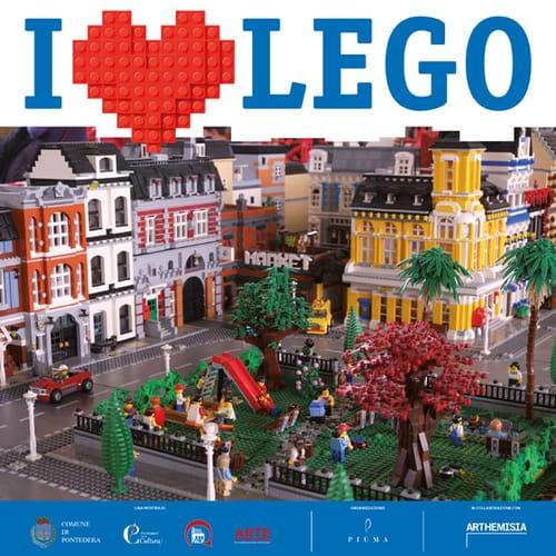 Mostra I Love Lego Pontedera