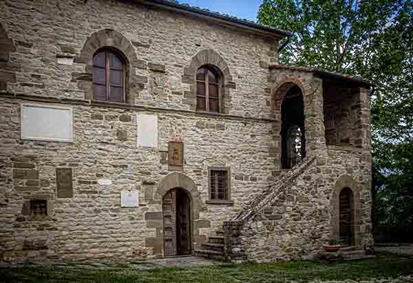 Casa Natale Michelangelo Buonarroti - Castello Medievale