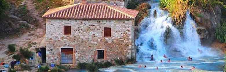 Prenotazione Ingresso alle Cascate del Mulino Manciano