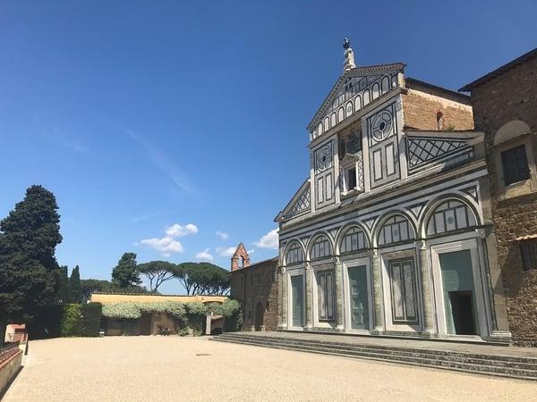 Basilica San Miniato al Monte Firenze