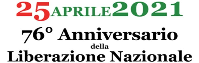 Feste 25 aprile 2021 Toscana
